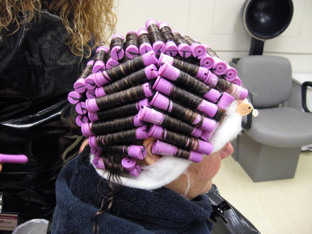 Биозавивка волос крупные локоны отзывы