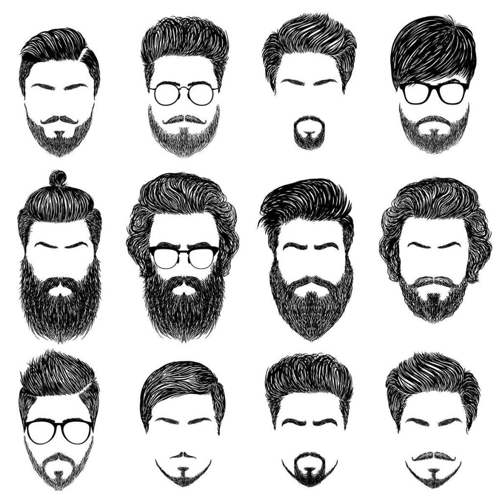 сколько нужно времени чтобы отрастить бороду