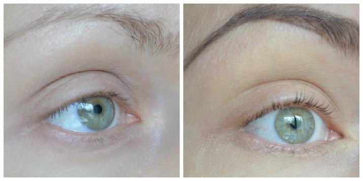 ламинирование коротких ресниц фото до и после