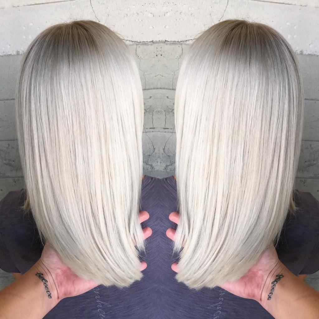 как достичь блонда без желтизны