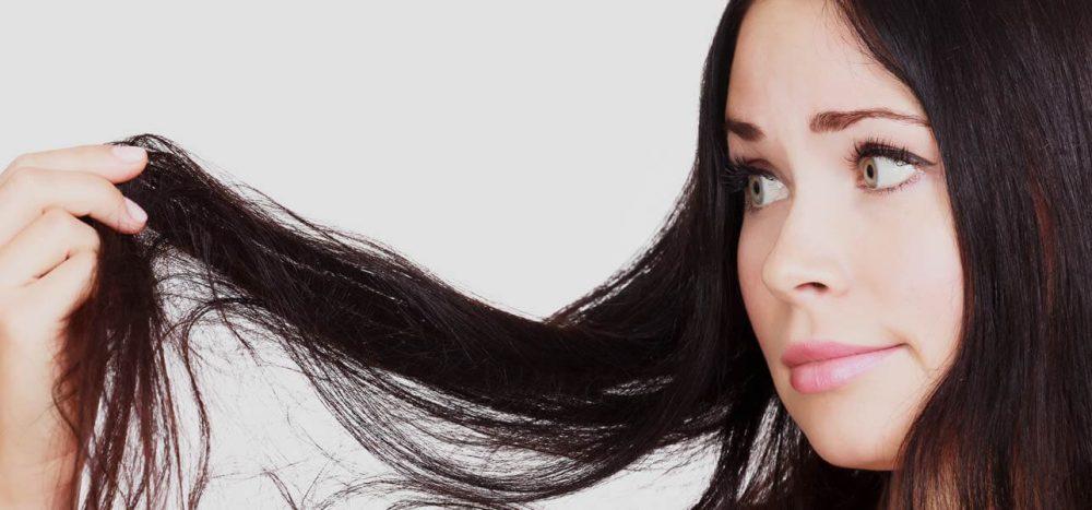 сода для жирных волос