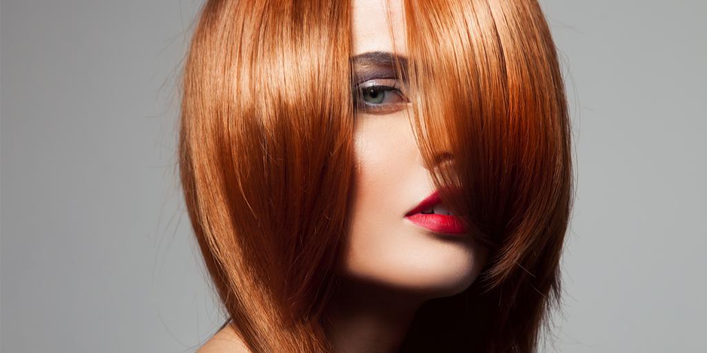 Рыжий цвет волос: 45 модных фото оттенков, как выбрать свой)