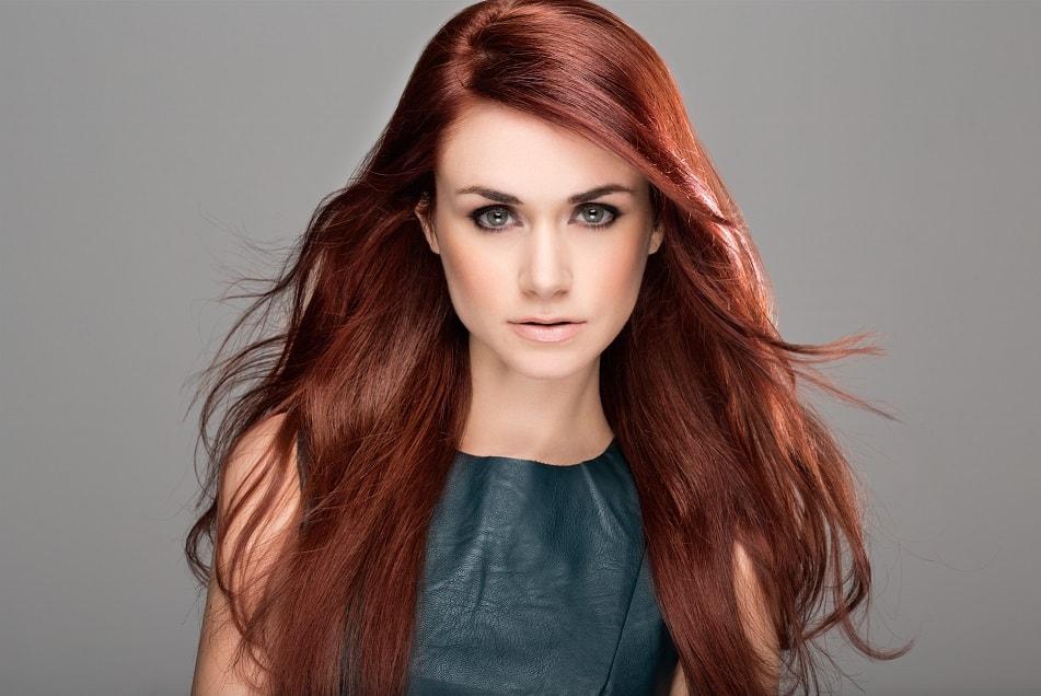 окрашивание волос в русый цвет краска