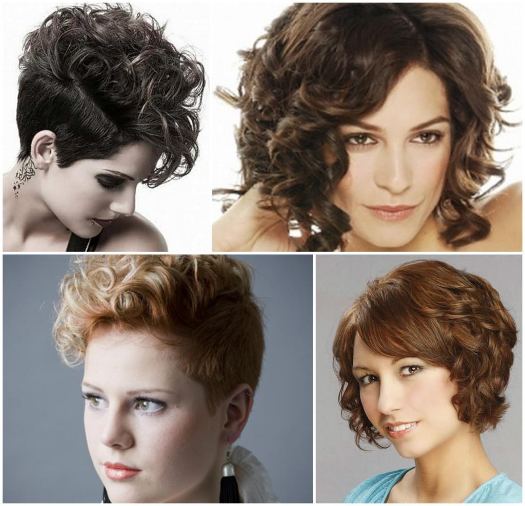 Как сделать кудри на короткие волосы в домашних условиях? Способы и фото