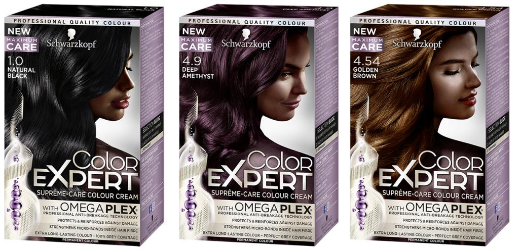 Краска для волос Hair Color Experts Schwarzkopf