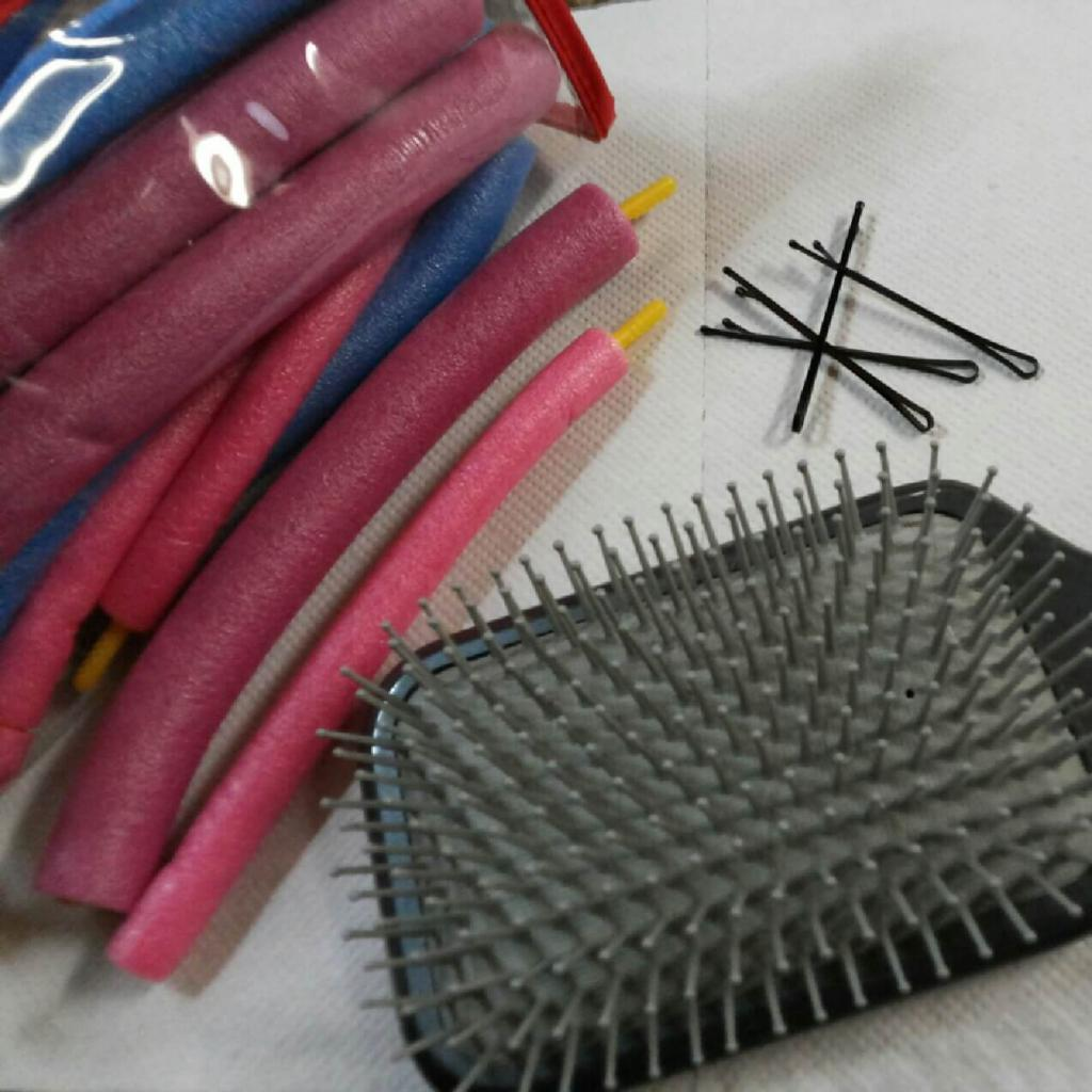 мягкие бигуди для коротких волос