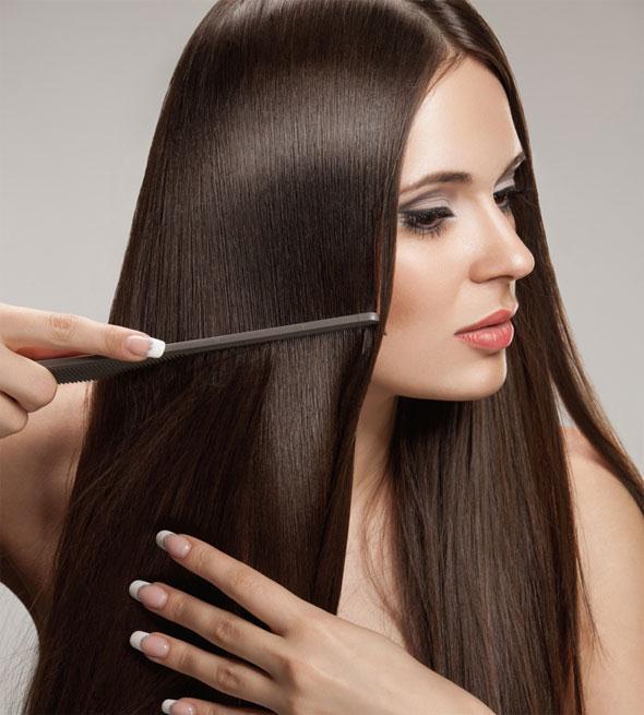 выпадают волосы после мытья при расчесывании