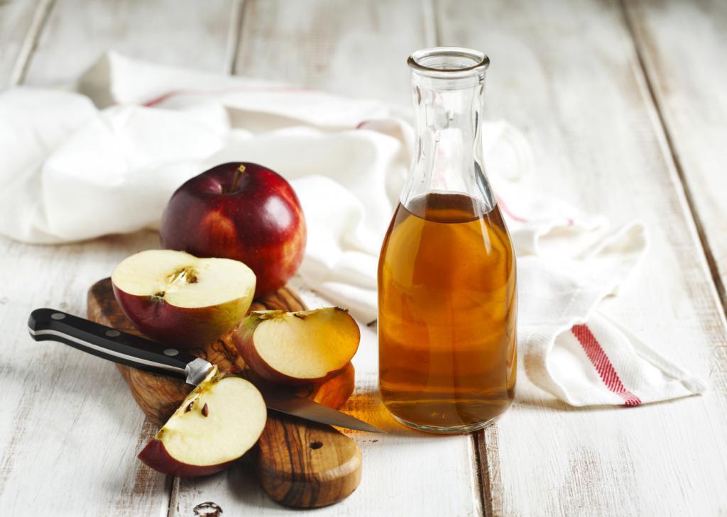Яблочный уксус от перхоти отзывы 30