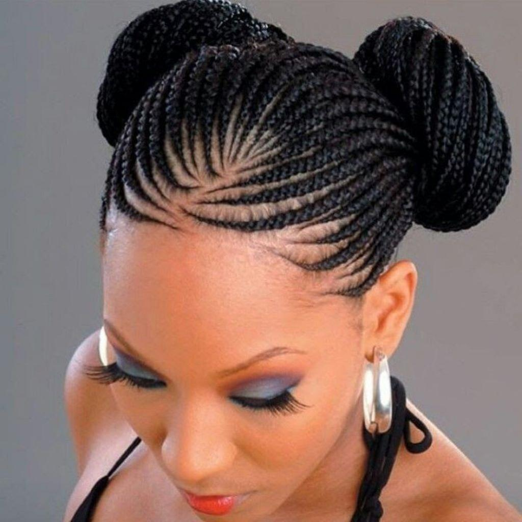 cute black hairstyles