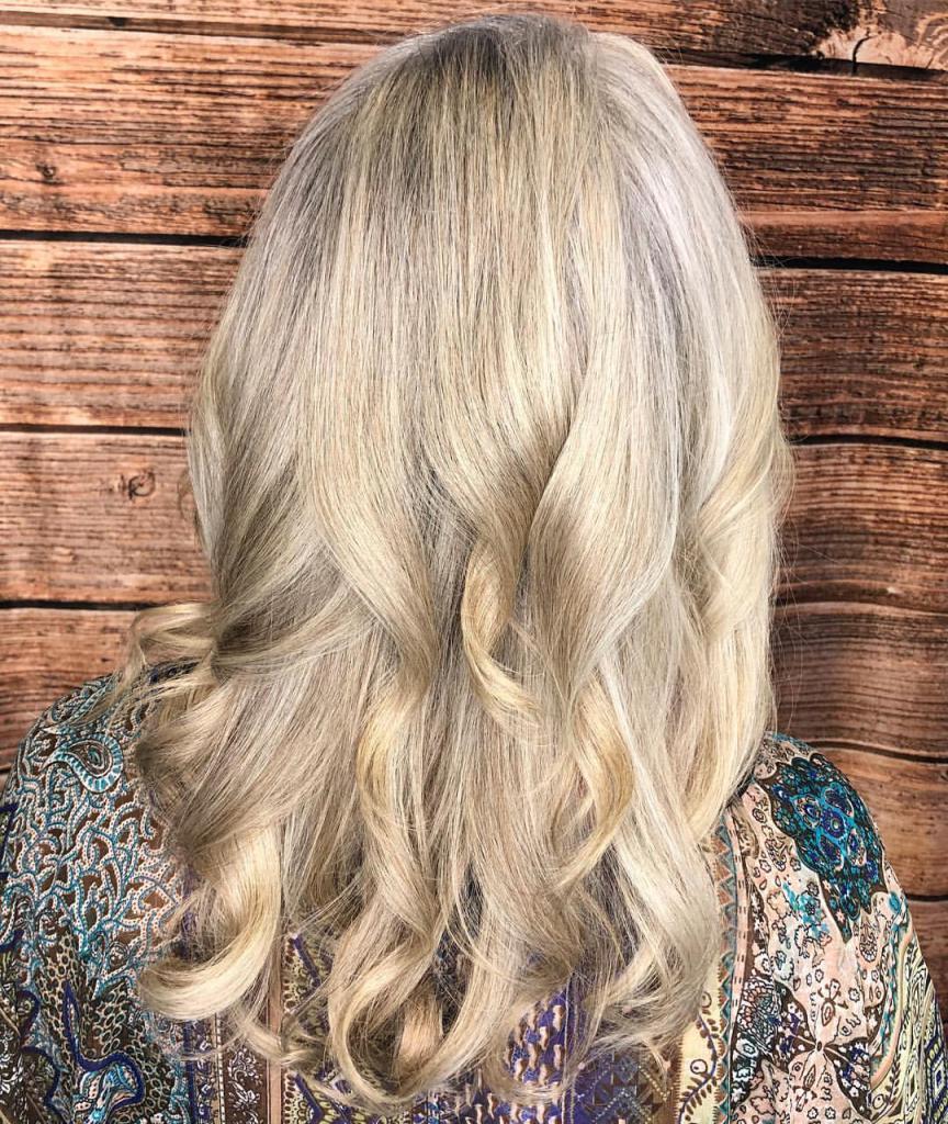 Как покрасить волосы без краски в домашних условиях в тёмный цвет