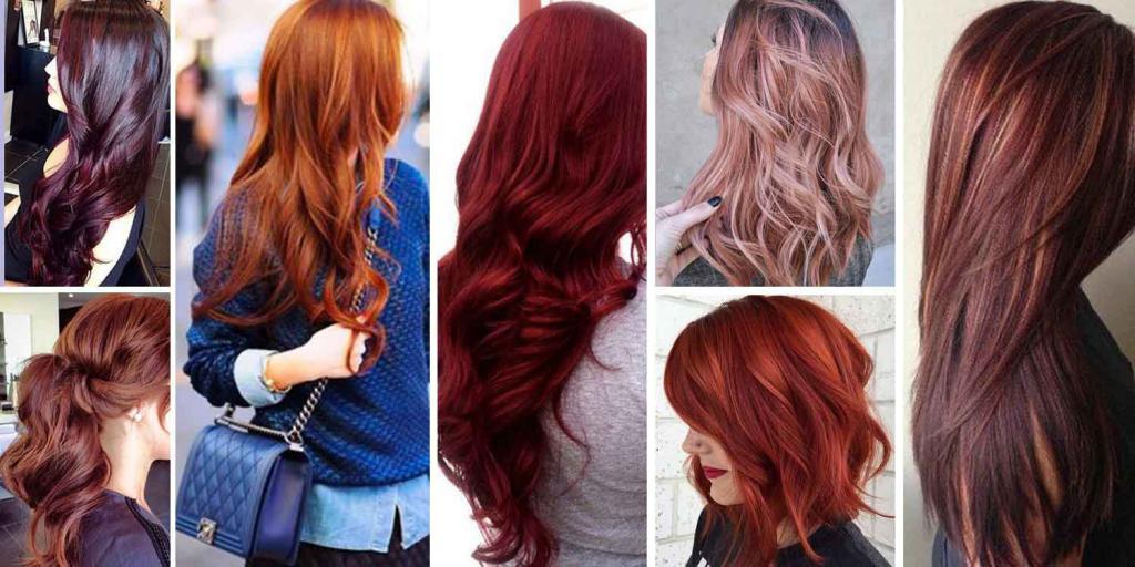 чем закрасить ржавый цвет волос после осветления