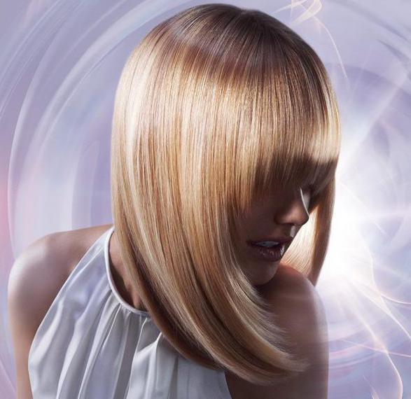 окрашивание волос 3д для блондинок фото