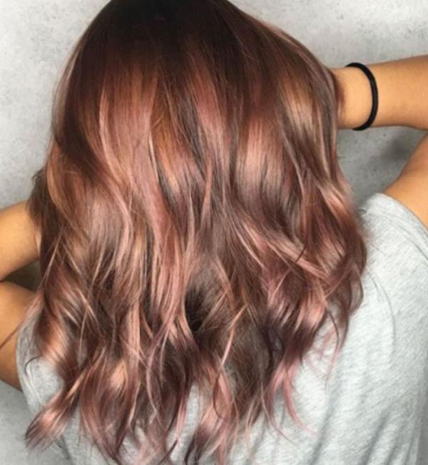 окрашивание волос 3d