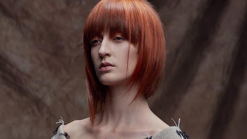 Стрижка каре на длинные волосы