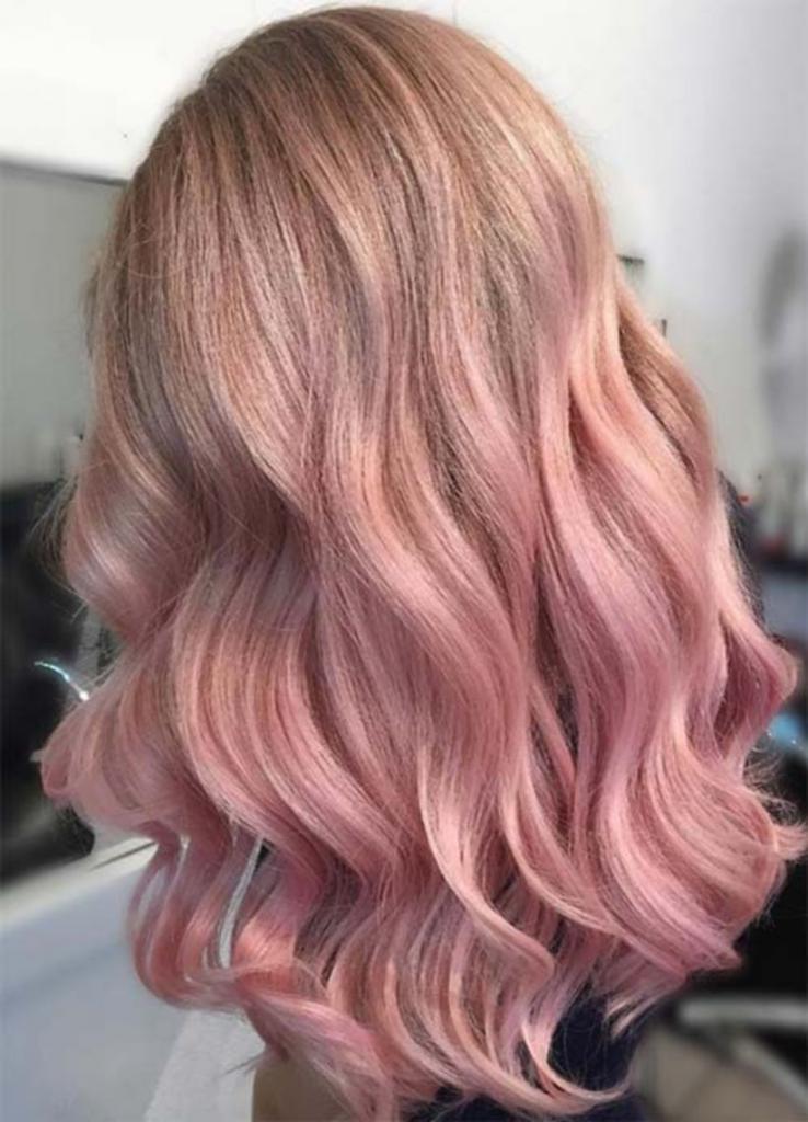 как сделать фото с розовым оттенком фото цветы намного