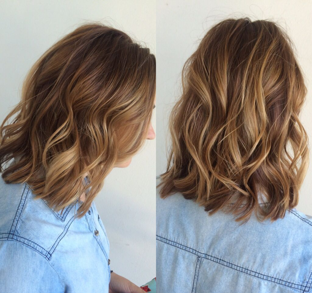 Теплые цвета волос это какие