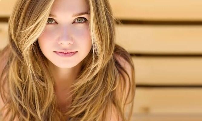 Оттенок блонд