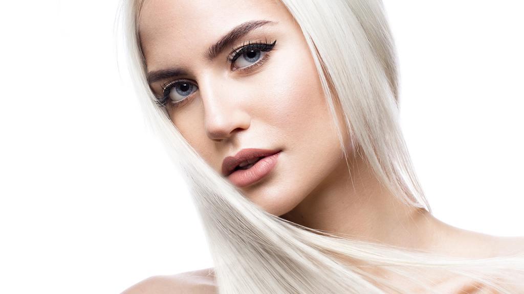 Платиновая блондинка – фото образы и секреты окрашивания