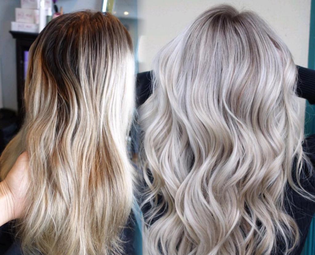 Цвет волос платиновый: технология окрашивания, фото, отзывы || Как сделать волосы платинового цвета