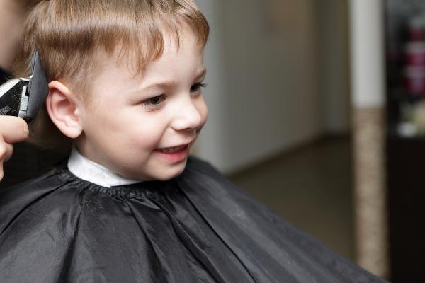 стрижка шапочка на короткие волосы мальчика
