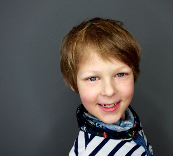 фото стрижка для мальчика шапочка фото