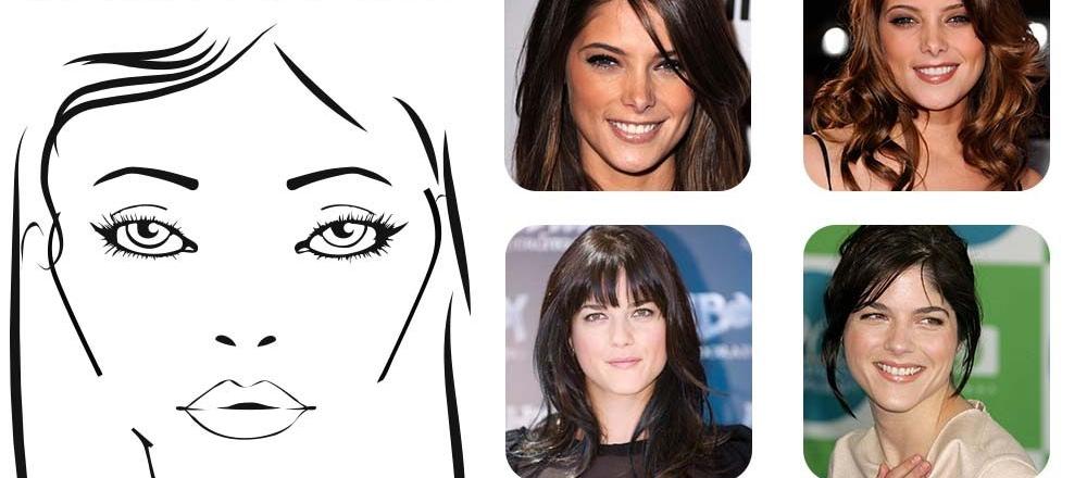 Образец алмазного лица с примерами