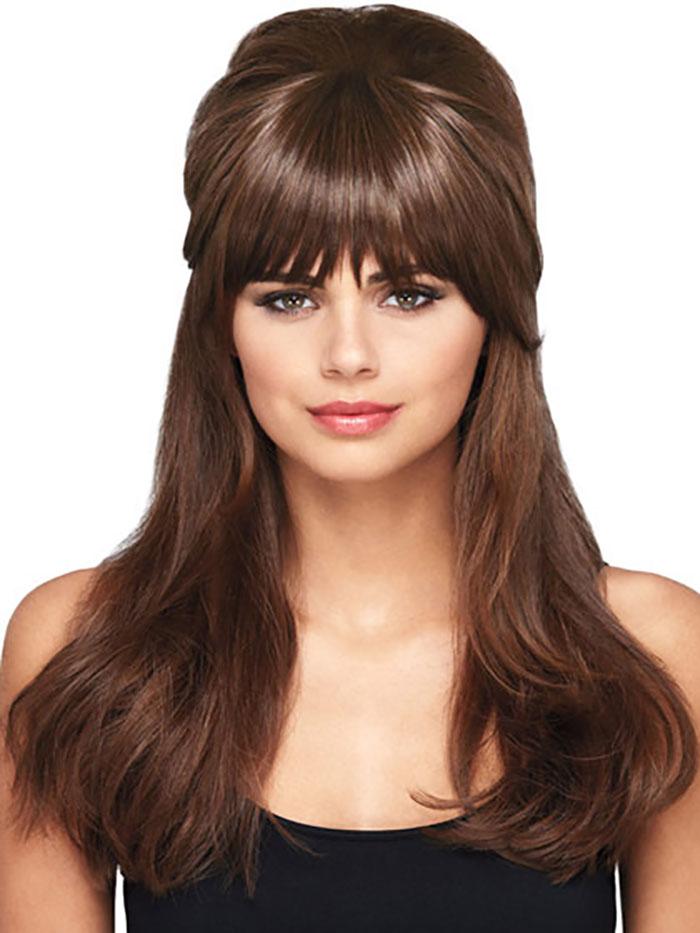 Стрижка шапочка длинные волосы