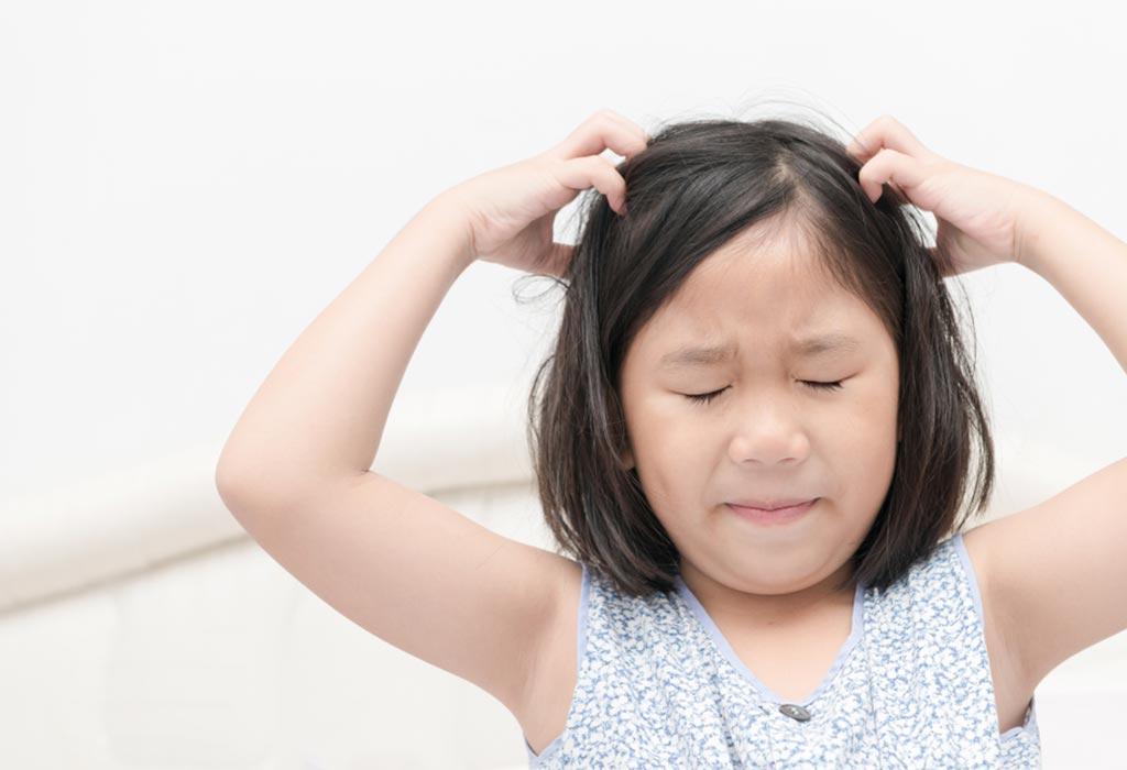 Перхоть у ребенка: причины и лечение заболевания
