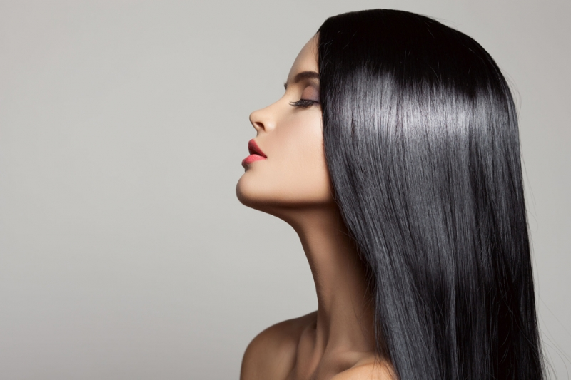 Уход за волосами после кератинового