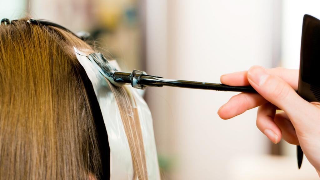 нарощенные волосы как мыть
