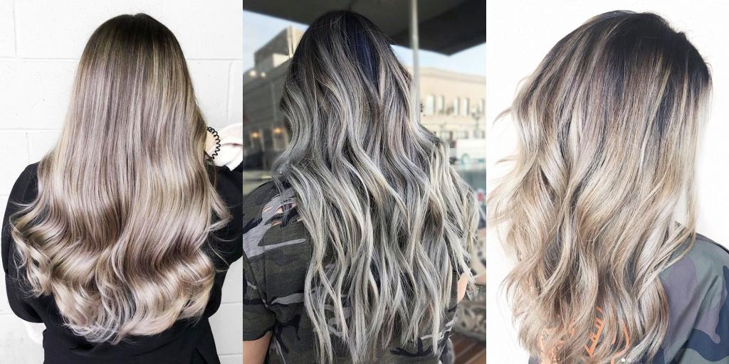 Как ухаживать за пепельно-русыми волосами