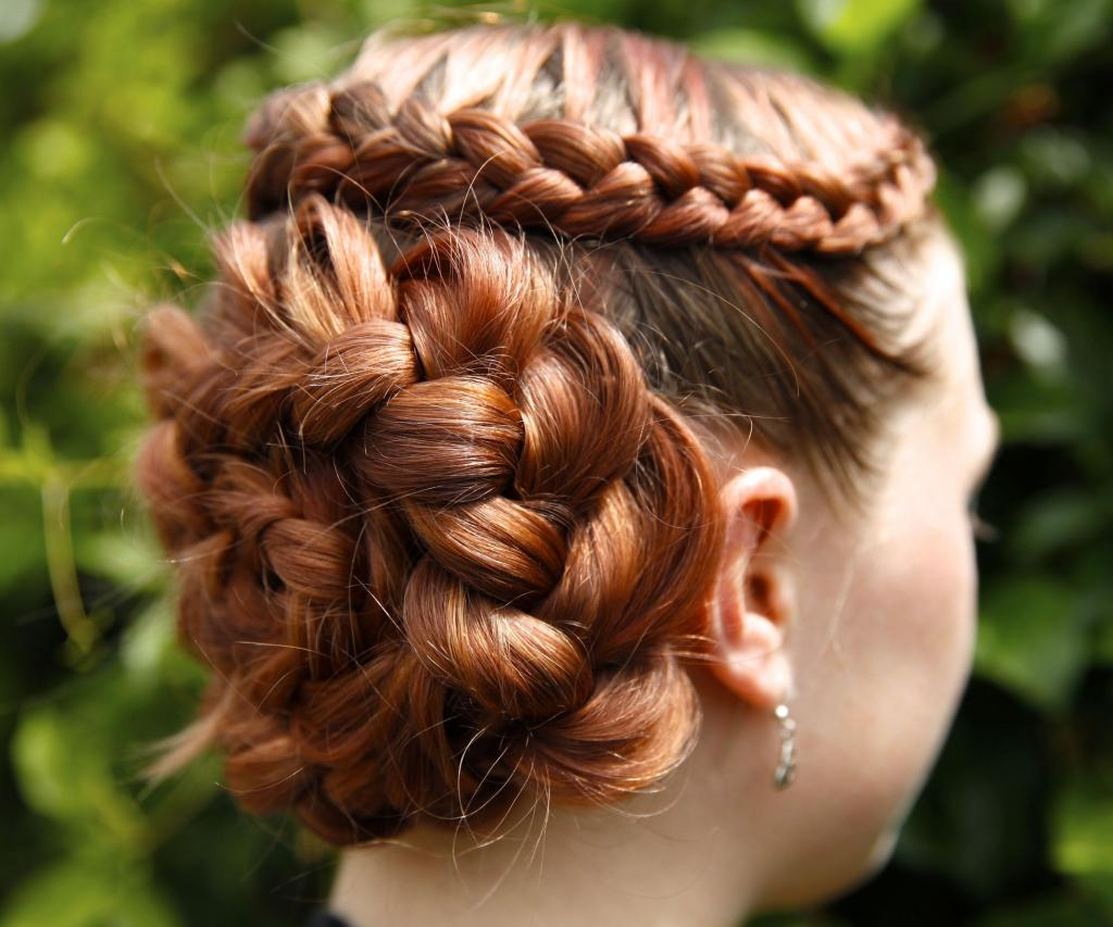 картинки косичек из волос честно, так