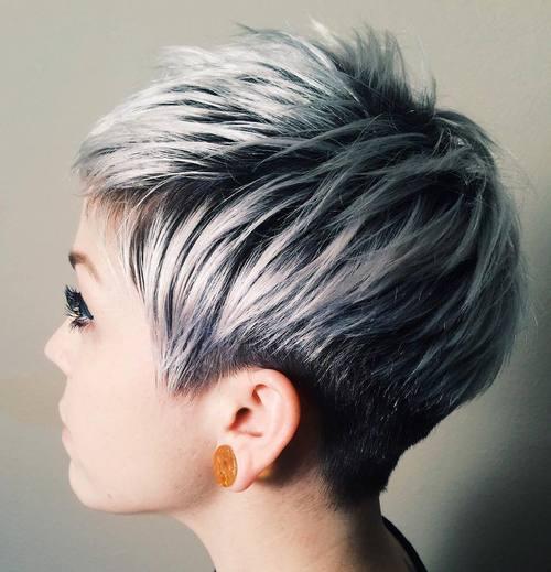 окраска волос балаяж фото на короткие волосы