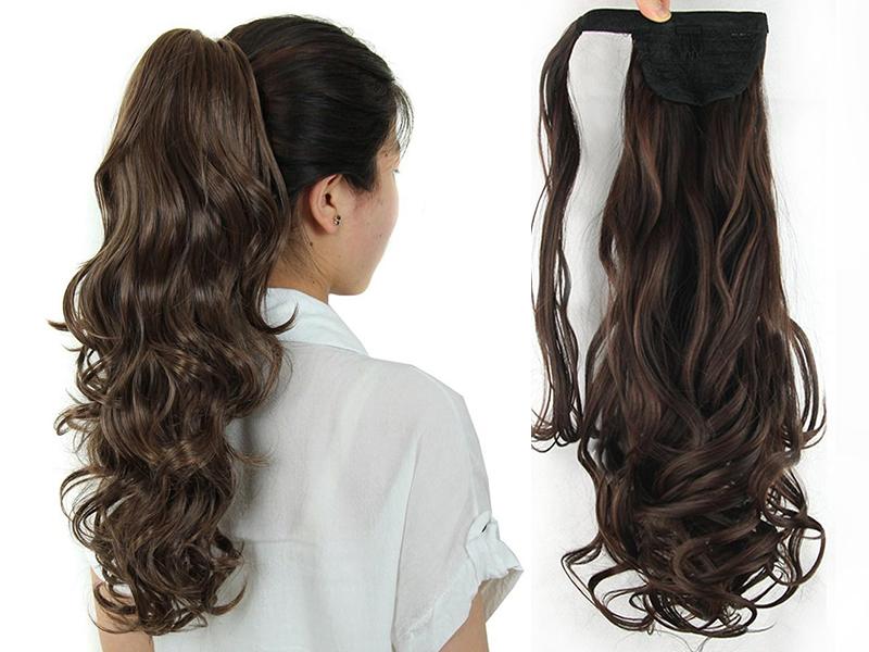 картинки накладные волосы хвост вас, вашу