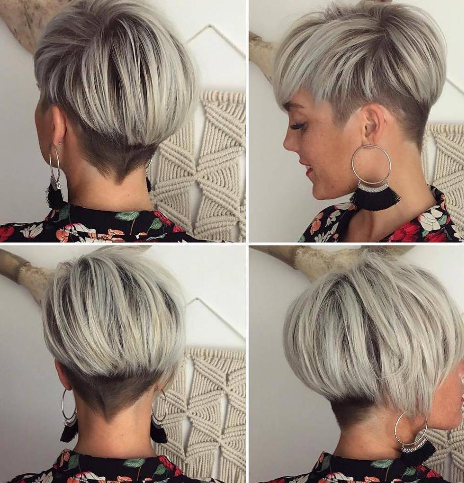 Пикси для коротких волос